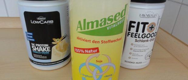Shakes von Layenberger, Almased und 3K: meine Erfahrungen dazu während der Almased-Turbo-Diät